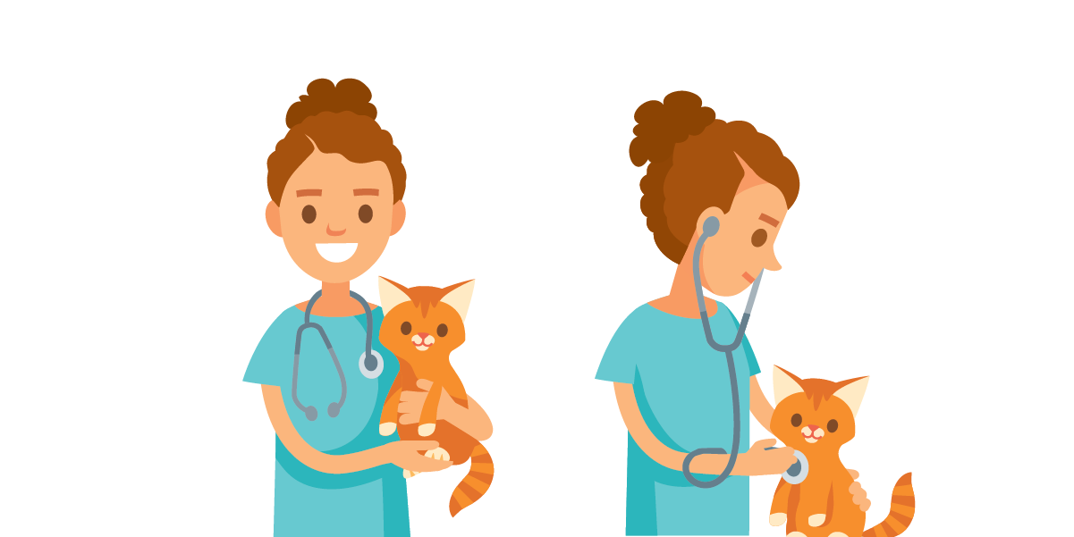 veterinary doctor as a career mindler clipart of dogs and cats clip art of dogs running in pencil